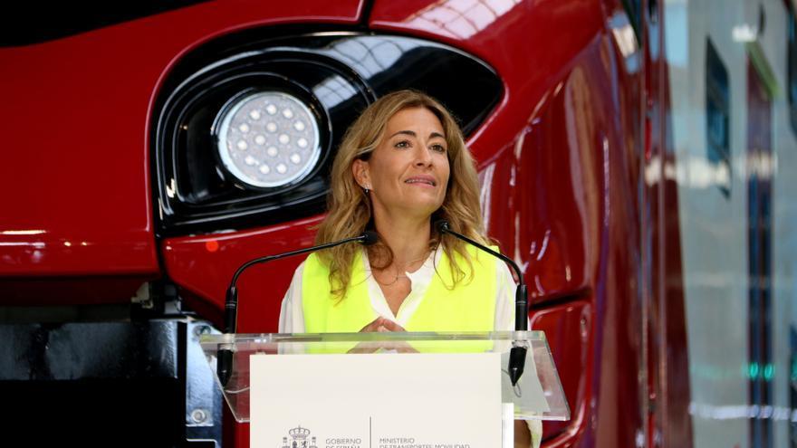 """Raquel Sánchez dóna per tancada la """"finestra d'oportunitat"""" per aprovar ara l'ampliació de l'Aeroport"""