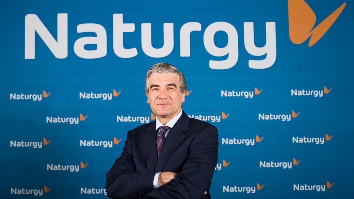 Francisco Reynés, president de Naturgy.