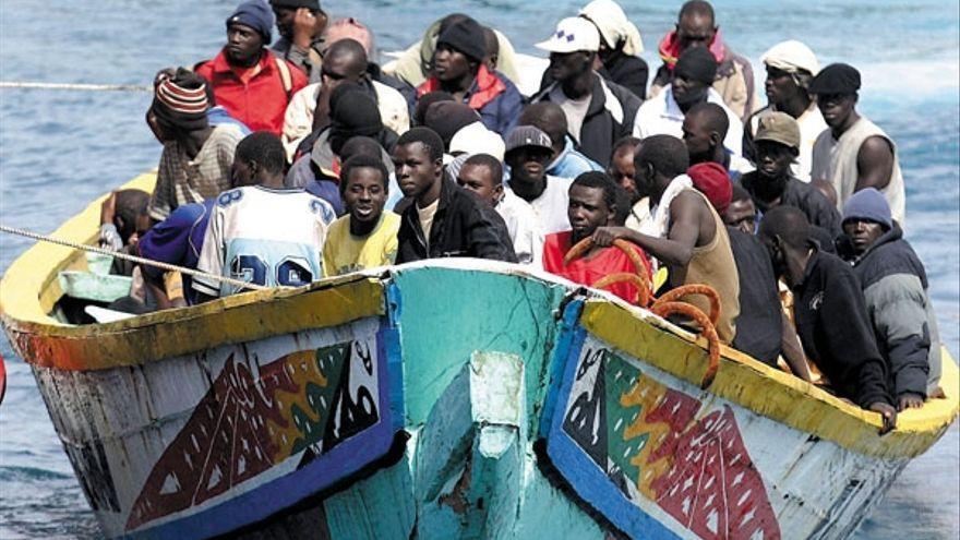 Desaparecidos 43 migrantes en la costa norte de Senegal en su intento de viajar a Canarias