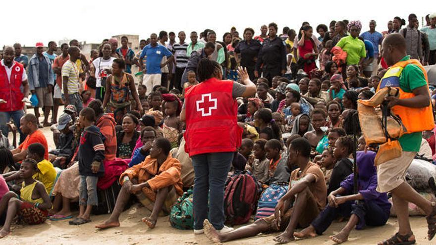 Cruz Roja cifra en más de 200 los desaparecidos por el ciclón Idai