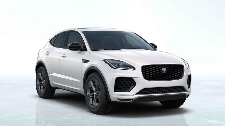 Jaguar renueva el  E-Pace con el nuevo R-Dynamic Black y tecnología avanzada