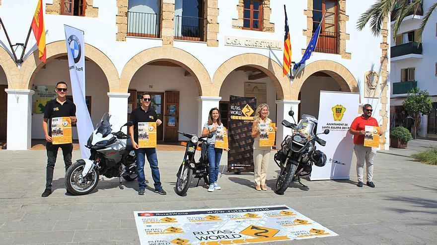 El Ibiza Rider Day espera reunir a 300 moteros en octubre en la isla
