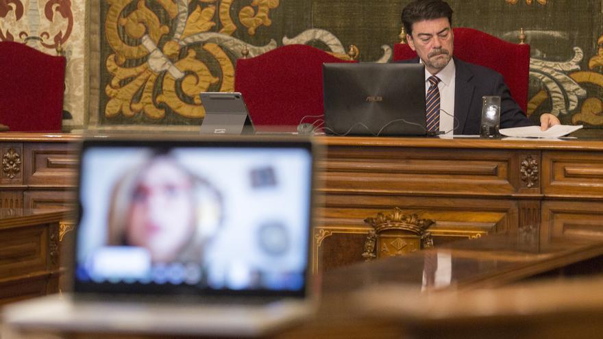 """Compromís critica el retraso del Presupuesto de Alicante: """"Seguimos sin noticias"""""""