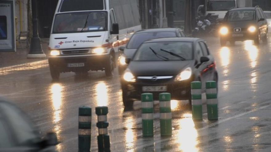 Es restableix la circulació en totes les carreteres valencianes després de les tempestes