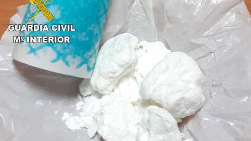 Detienen en Onda a una persona que llevaba 16 gramos de cocaína