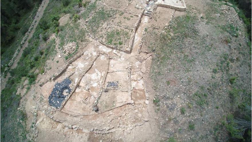 Relevante descubrimiento arqueológico sobre los orígenes de un pueblo de Castellón