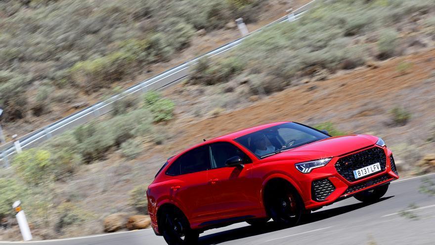 Audi RS Q3 Sportback, en estado de gracia