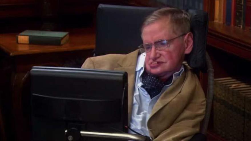 Stephen Hawking: Sus apariciones en series de televisión