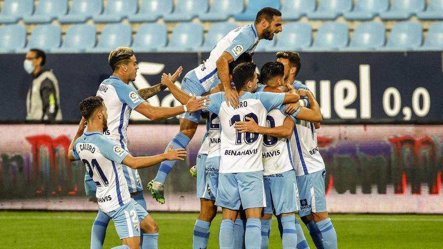 Análisis al rival del Mallorca: Málaga