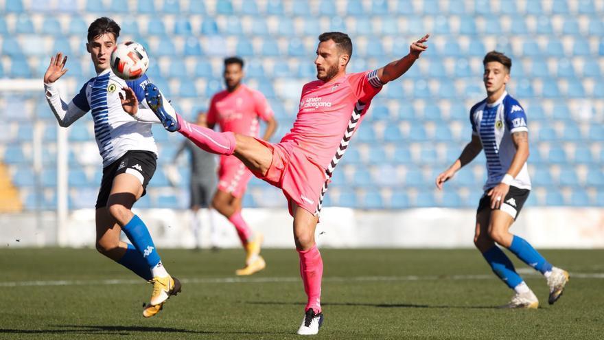 El Alcoyano neutraliza al Hércules (0-0)