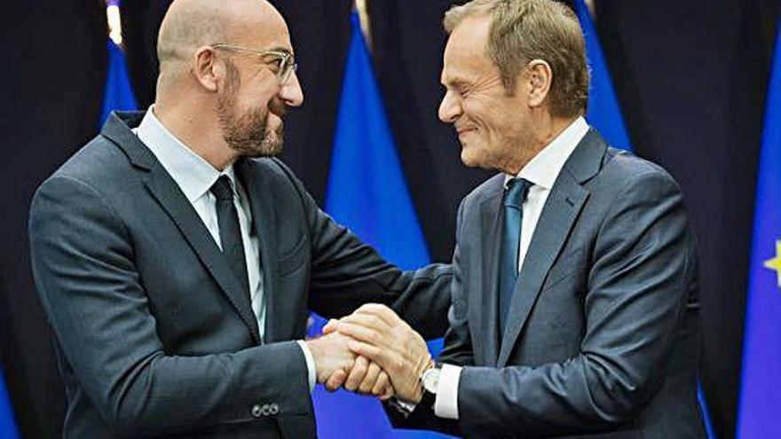 Michel promete cautela en el Consejo Europeo