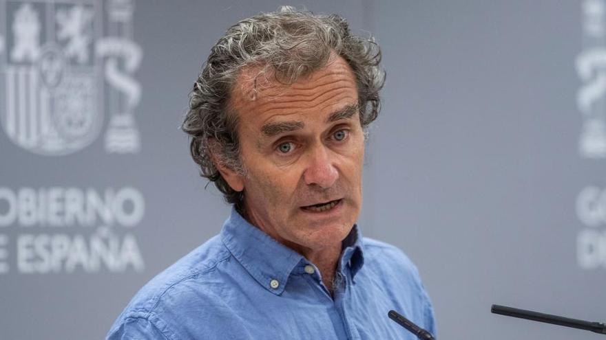 Fernando Simón, el jefe preferido de los niños tras Messi y Katy Perry