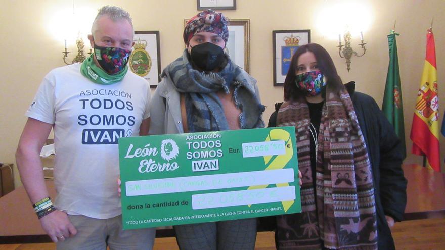 La San Silvestre de Cangas de Onís recauda más de 22.000 euros para una buena causa