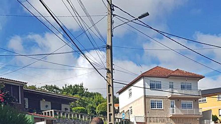 Registran la casa de un hombre con antecedentes, vecino de la mujer asesinada en Moaña