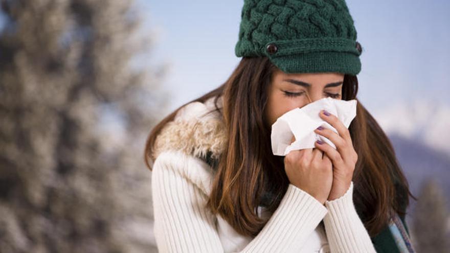 ¿Cómo diferenciar un resfriado de la gripe?