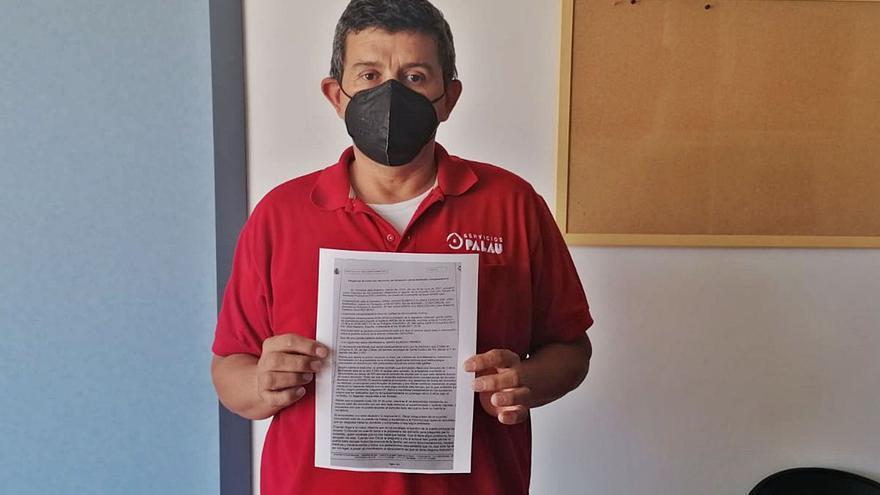 Denuncia haber sido desahuciado de su casa en Ibiza sin previo aviso junto con su familia