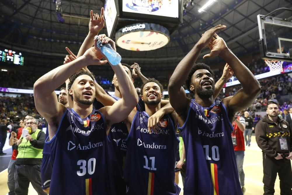 Copa del Rey: Iberostar Tenerife - Andorra