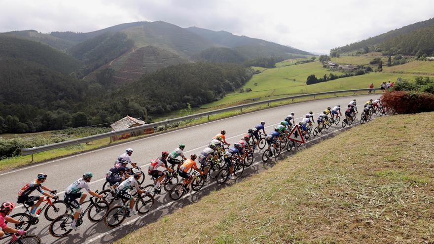 Etapa 19 de la Vuelta a España   Tapia - Monforte de Lemos