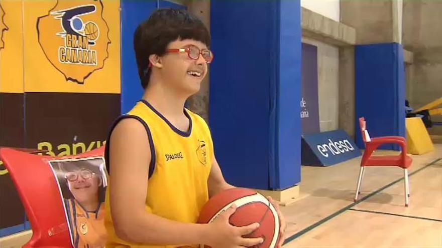 Baloncesto inclusivo para los campeones del confinamiento