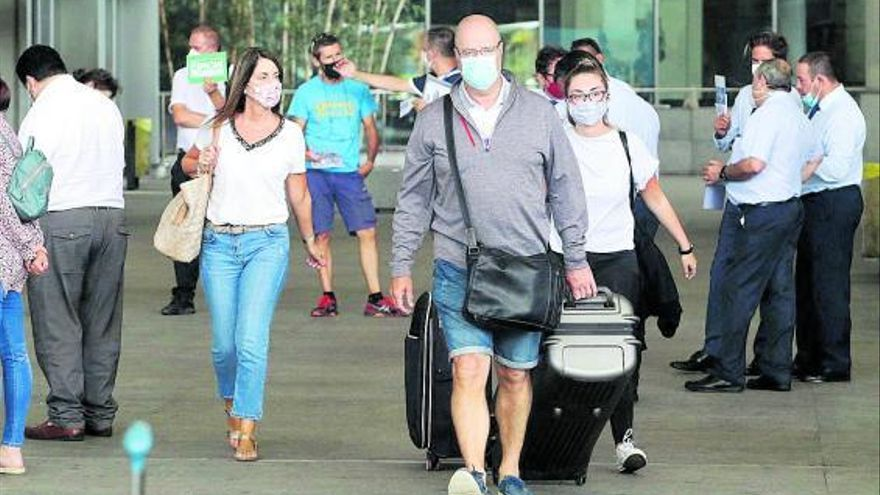 El aeropuerto de Málaga prevé un 78% menos de operaciones que en Semana Santa de 2019