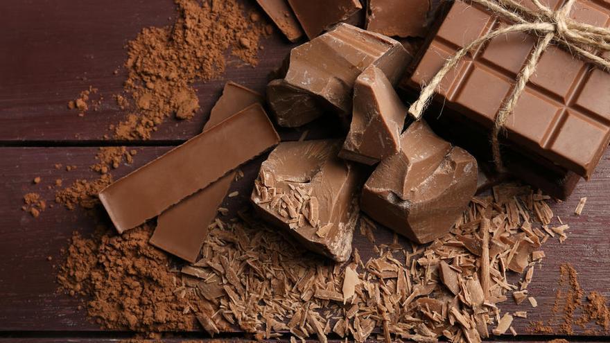 Descubre cómo hacer hacer una tableta de chocolate casera