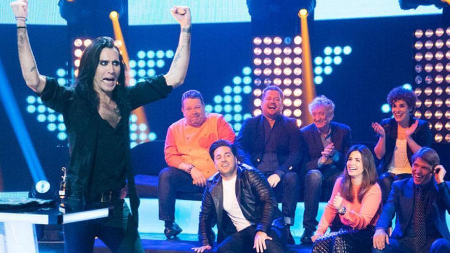 Jeff Toussaint hipnotizará a Chenoa y Mario Vaquerizo en Antena 3