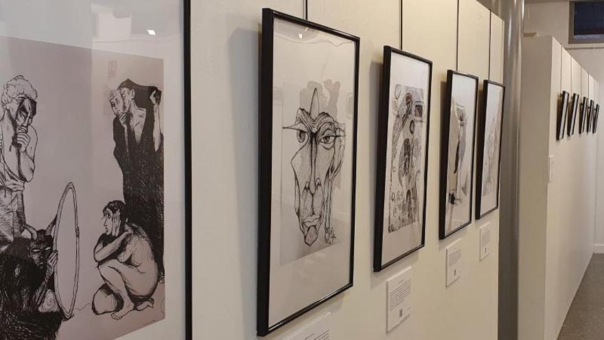 La cultura urbana protagoniza 'Santa Clara Art Exhibition'