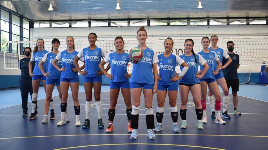 La manresana Maria Aparicio debutarà a l'elit del voleibol estatal