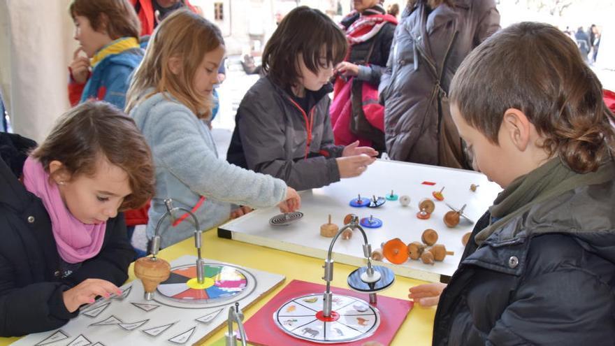 Berga celebrarà la vuitena edició de la Fira del Joc i del Nadal en format virtual