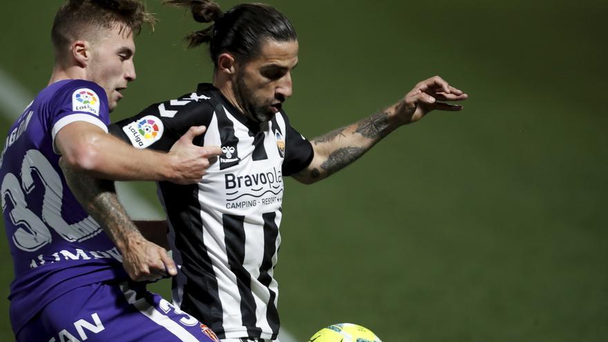 Marc Mateu abandona el Castellón