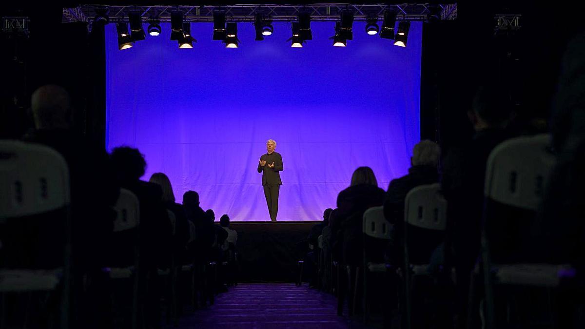 Espectacle «Per fi sol!» de Carles Sans, que es podrà veure aquest estiu al festival Salat.   MPC MANAGEMENT