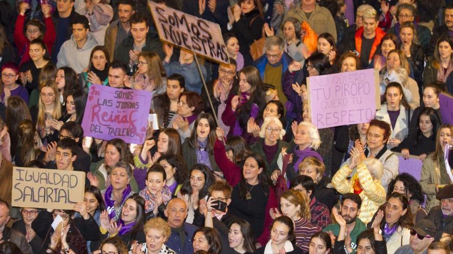 """Miras rechaza las manifestaciones del 8M porque la cuarta ola está """"a las puertas"""""""