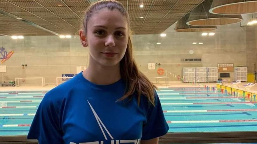 Mely Ruiz entrenará en Málaga becada por la Federación Andaluza