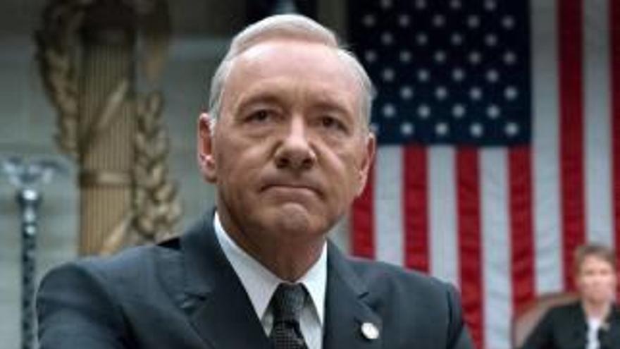 Netflix prepara un «spin-off» de «House of Cards»