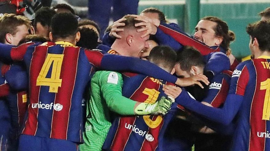 Barça - Getafe en directe
