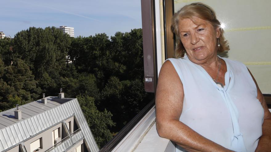 Fallece a los 84 años Nery González Vallina, histórica procuradora de Gijón