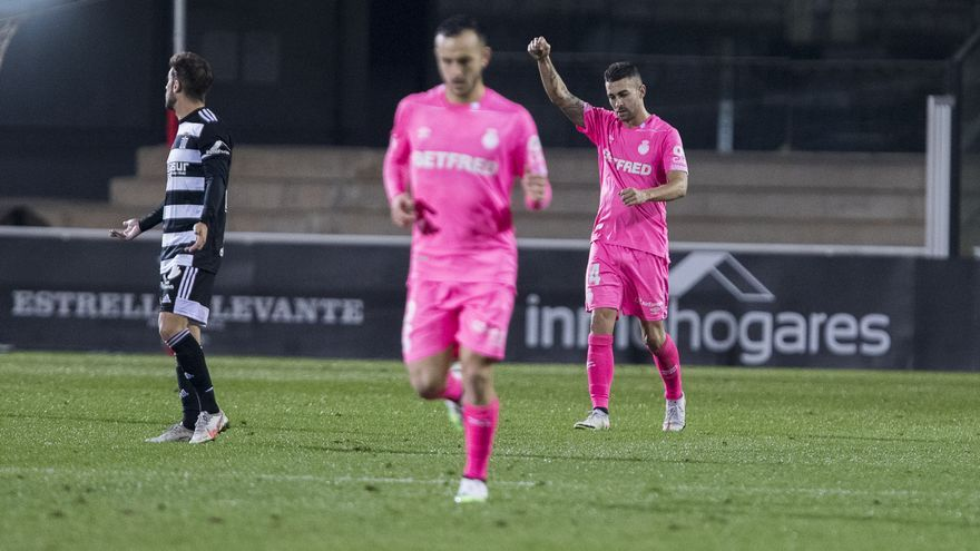 Cartagena - Mallorca: Vea aquí los vídeos del resumen y de los goles del partido