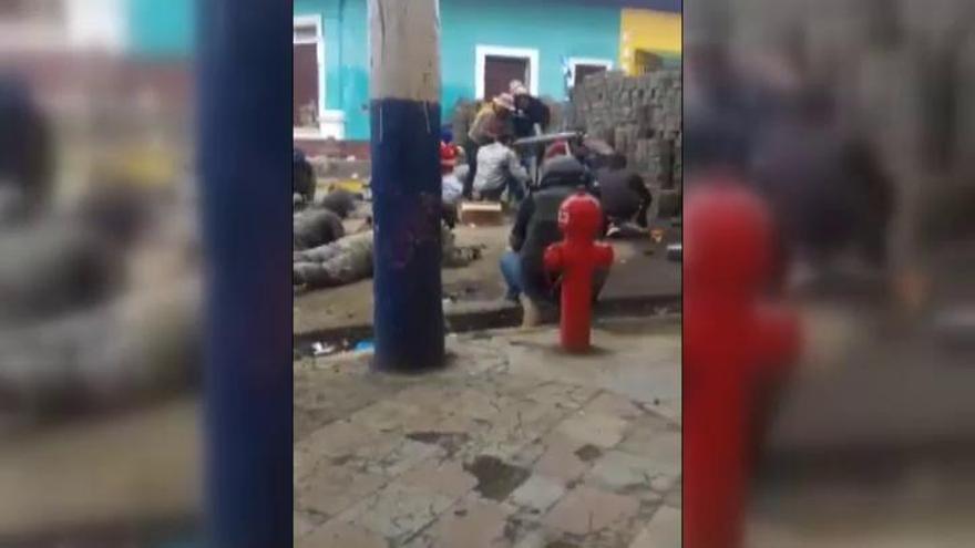 Al menos 4 muertos en Nicaragua en los ataques de las fuerzas gubernamentales