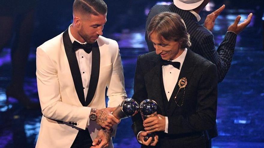 Modric acaba con el duopolio Messi-Cristiano y se lleva el The Best