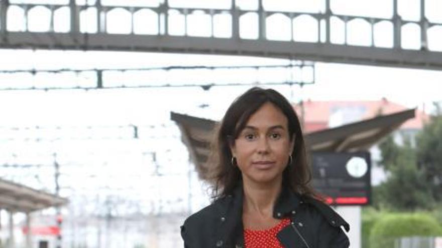 Pardo de Vera asegura que el AVE llegará a Galicia antes de que termine 2021