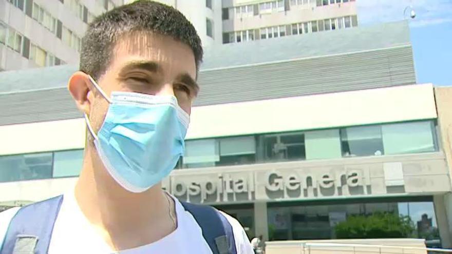 Los sanitarios españoles en primera línea contra la Covid-19, premio Princesa de la Concordia
