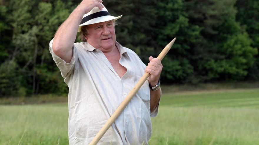 Gérard Depardieu, imputado por violaciones y agresiones sexuales