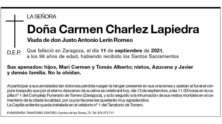 Carmen Charlez Lapiedra