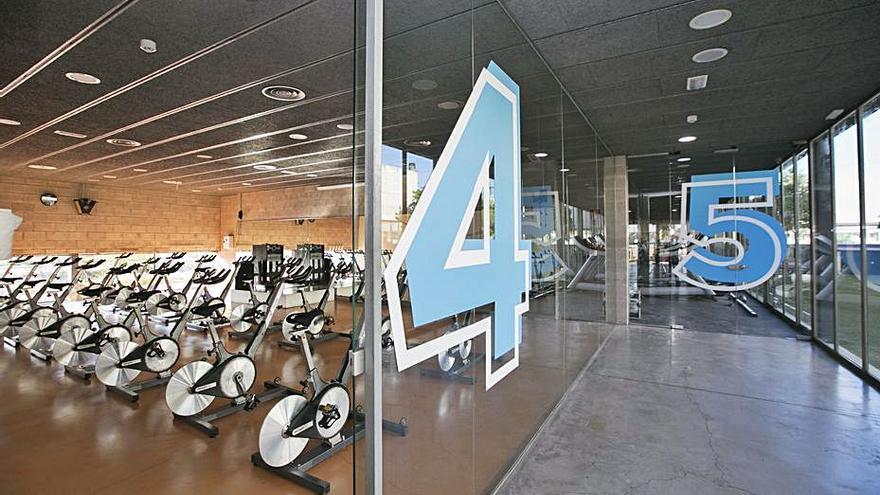 Gandia invierte 290.000 euros para reabrir el 27 de septiembre el «nuevo» Centre Esportiu del Grau
