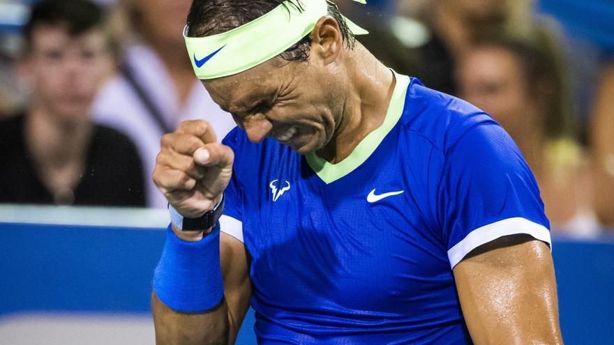 Rafa Nadal se retira del Masters 1.000 de Toronto y Davidovich pierde con Isner