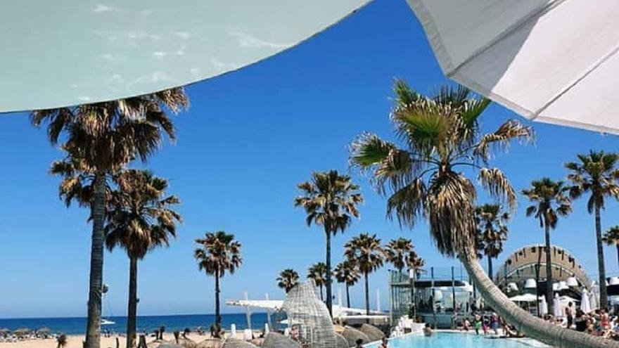 Marina Beach Club pone fecha a su reapertura tras su cierre por el coronavirus