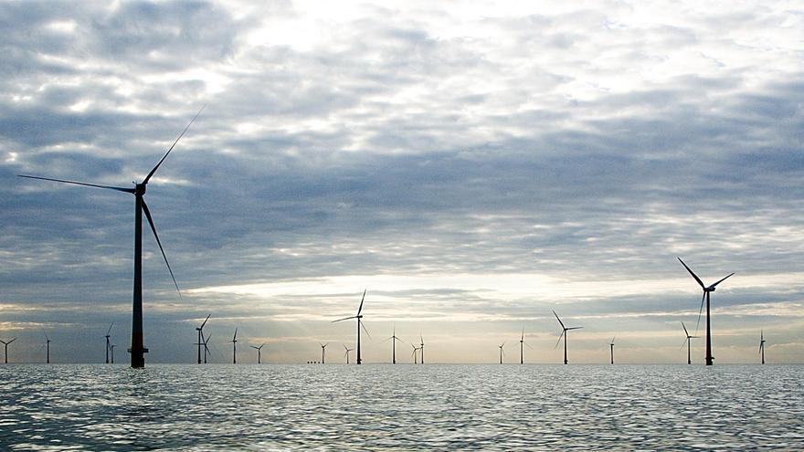 El borrador de ley para la eólica marina consolida a Canarias como laboratorio