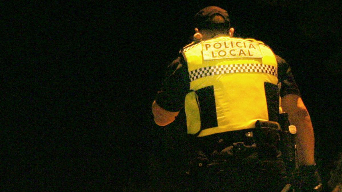 Policía Local de Calvià.