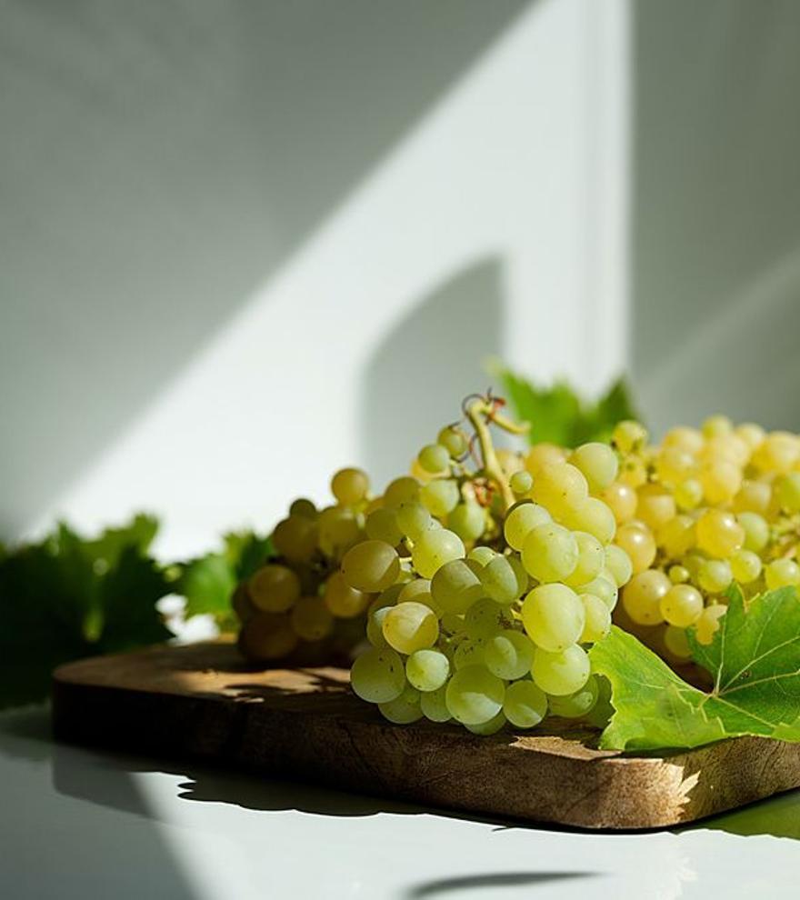 Adiós, melocotones; hola, uvas y mandarinas