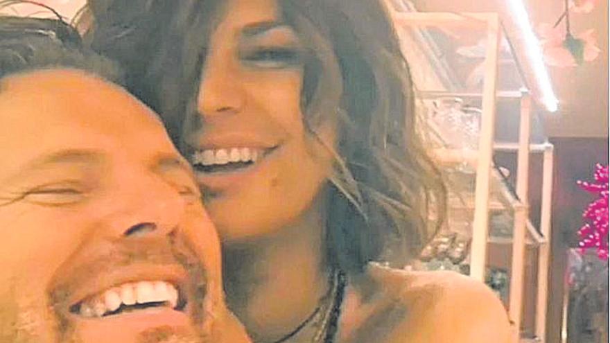 Raquel Perera presume de su nuevo amor en las redes, el mallorquín Miguel Such
